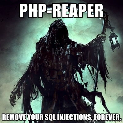 PHP-Reaper in action
